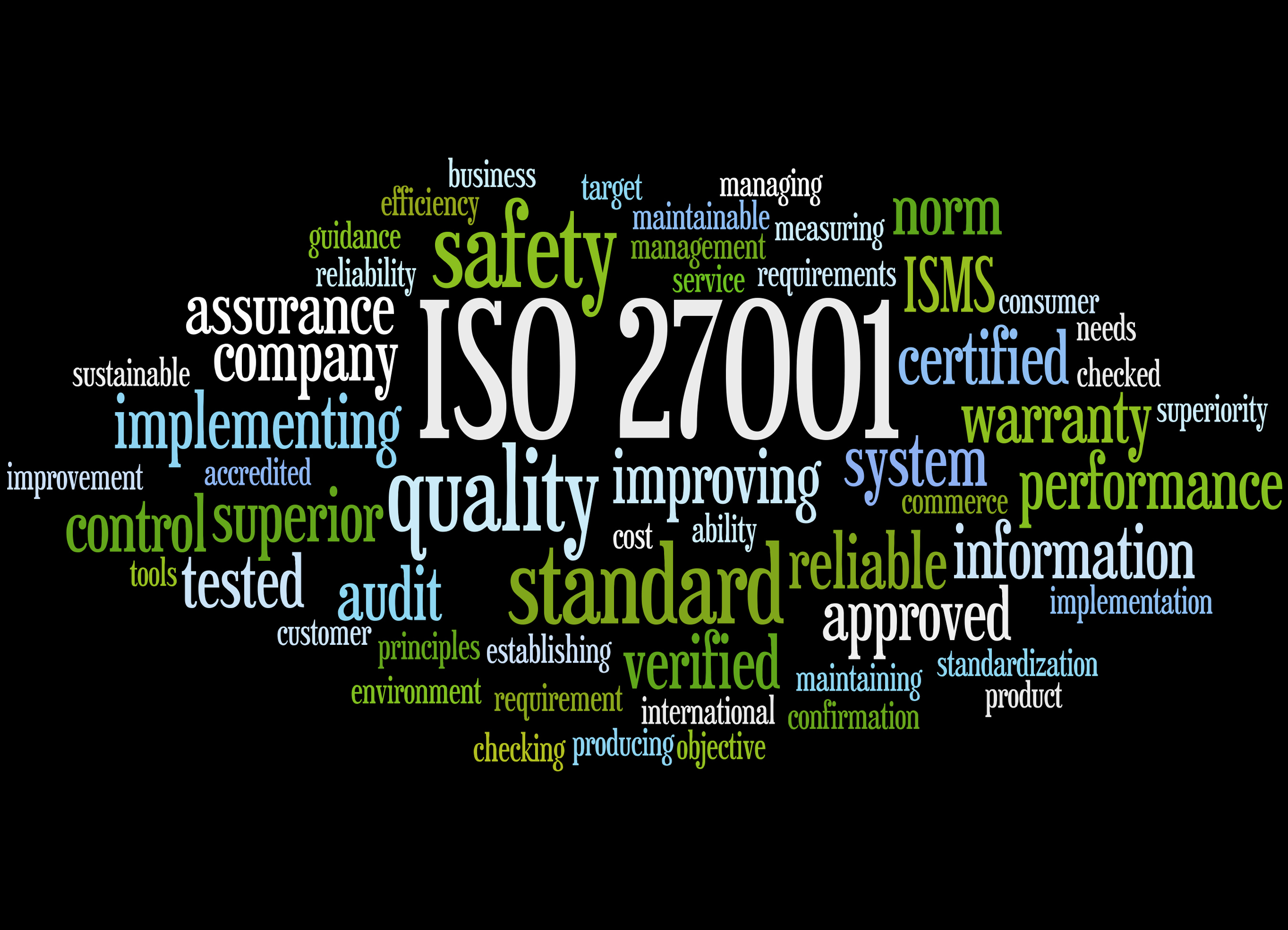 Tuff Torq Iso 27001 Certification